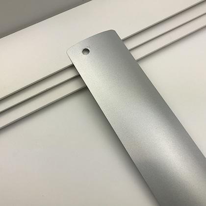 zilver-mat