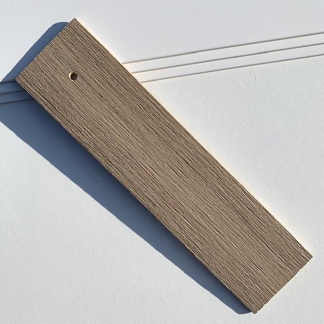 Eiken houtnerf