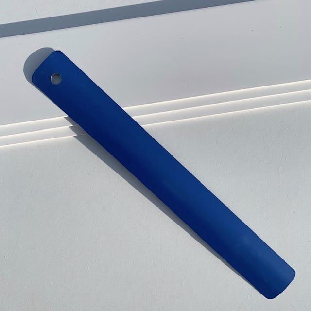 middenblauw mat 25